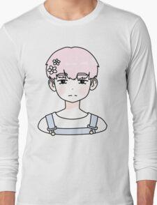 woozi switch it up Long Sleeve T-Shirt