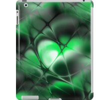 Meshed Green iPad Case/Skin