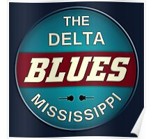 The Derlta Blues Poster