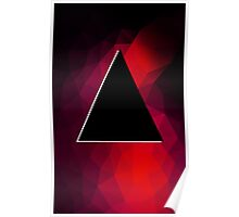 BLACK TRIANGLE Poster