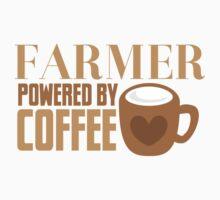 FARMER powered by coffee One Piece - Long Sleeve