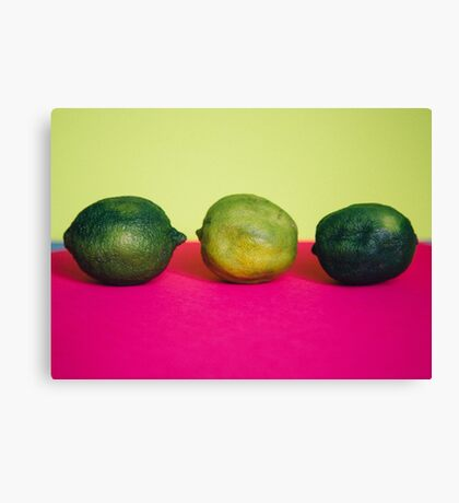 Old fruit Canvas Print