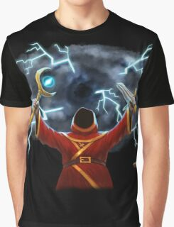 Thunder Light Comes, Let Burn The Sausage Graphic T-Shirt