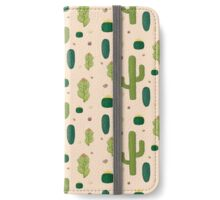Desert Pattern iPhone Wallet/Case/Skin