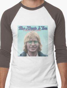 John Denver - The Music Is You Men's Baseball ¾ T-Shirt