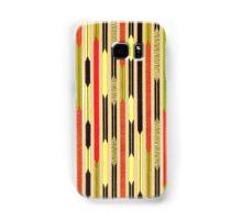 Tribal, Native American, Arrows, Bold Pattern Design Samsung Galaxy Case/Skin