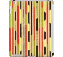 Tribal, Native American, Arrows, Bold Pattern Design iPad Case/Skin