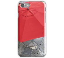 Red Brelly iPhone Case/Skin