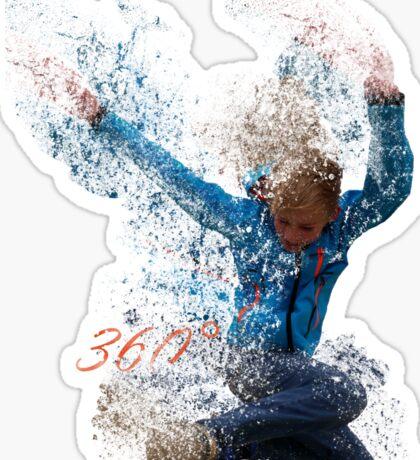 360° Sticker