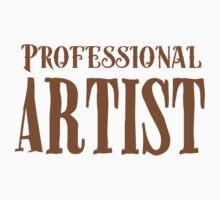 professional artist Kids Tee