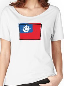 Malaysia Women's Relaxed Fit T-Shirt