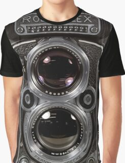 Rolleiflex Graphic T-Shirt