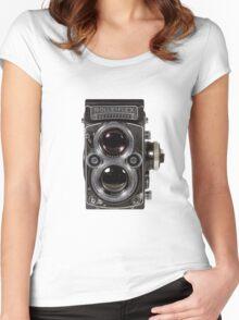 Rolleiflex Women's Fitted Scoop T-Shirt