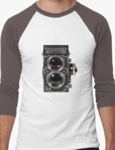 Rolleiflex Men's Baseball ¾ T-Shirt