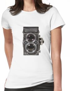 Rolleiflex Womens Fitted T-Shirt