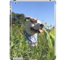 Pit Bull T-Bone iPad Case/Skin
