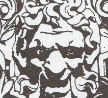 Witch's Almanac Gargoyle Sticker