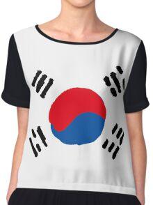 Korean Chiffon Top