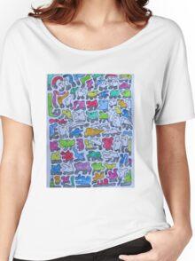 Amoeba.  Women's Relaxed Fit T-Shirt
