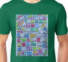 Amoeba.  Unisex T-Shirt