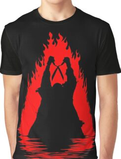 The Burning Graphic T-Shirt