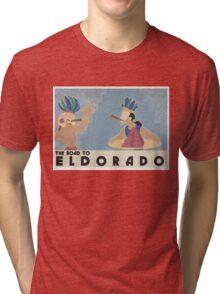It's Tough to be a God Tri-blend T-Shirt