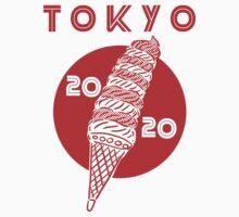 Tokyo Olympics 2020 One Piece - Short Sleeve