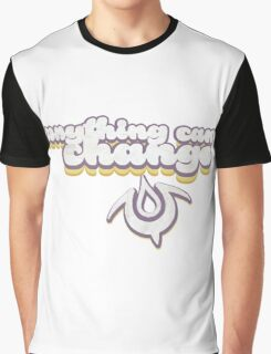 Anything Can Change v2 Graphic T-Shirt