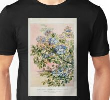 Southern wild flowers and trees together with shrubs vines Alice Lounsberry 1901 089 Lignum Vitae Unisex T-Shirt