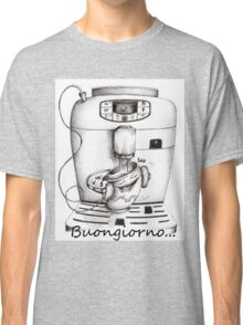 Time for coffee... Classic T-Shirt