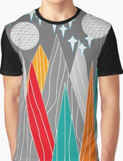 Moons, Stars & Mountains #1 Graphic T-Shirt