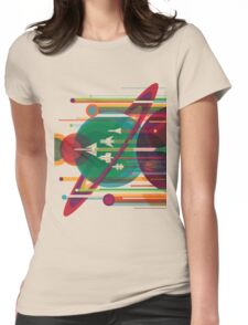Grand Tour Womens Fitted T-Shirt