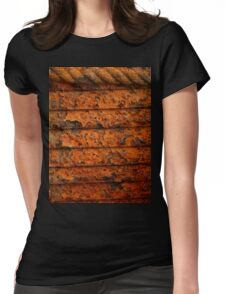 Rusty Crusty Womens Fitted T-Shirt