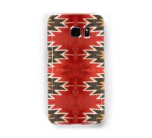 Tribal, Native American, Navajo Pattern Geometric Samsung Galaxy Case/Skin