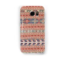 Tribal, Mid East, Turkish, Tapestry Design Print Samsung Galaxy Case/Skin