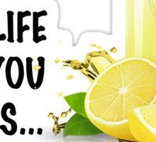 Melons & Lemons Sticker