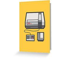 Retro Memories v2 Greeting Card