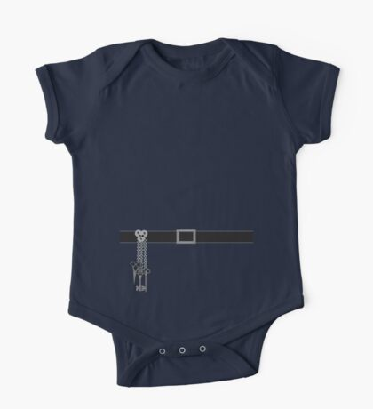 The Keeper of The Keys One Piece - Short Sleeve