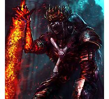 Dark Souls 3 - Dear Brother Photographic Print