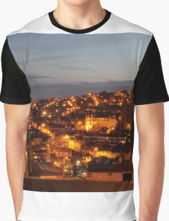 Cork City Graphic T-Shirt