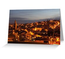 Cork City Greeting Card