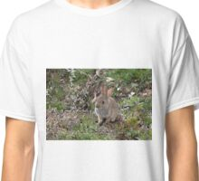 Baby Rabbit digitally altered. Classic T-Shirt