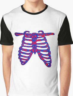 Vintage ribcage Graphic T-Shirt
