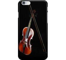 The violin  iPhone Case/Skin