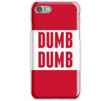 DUMB DUMB Red Velvet Phone Case iPhone Case/Skin