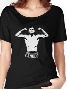Saul Canelo Alvarez Women's Relaxed Fit T-Shirt