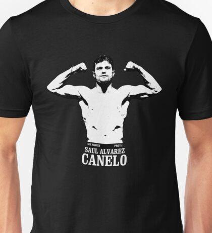 Saul Canelo Alvarez Unisex T-Shirt