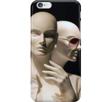 Mannequins fashion  iPhone Case/Skin