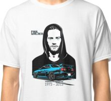 We are Paul walker Classic T-Shirt