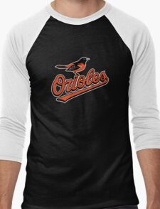 baltimore orioles Men's Baseball ¾ T-Shirt
